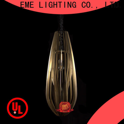 EME LIGHTING popular traditional pendant lights manufacturer for rest room