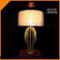 EME LIGHTING retro wood table lamp modern concise for study