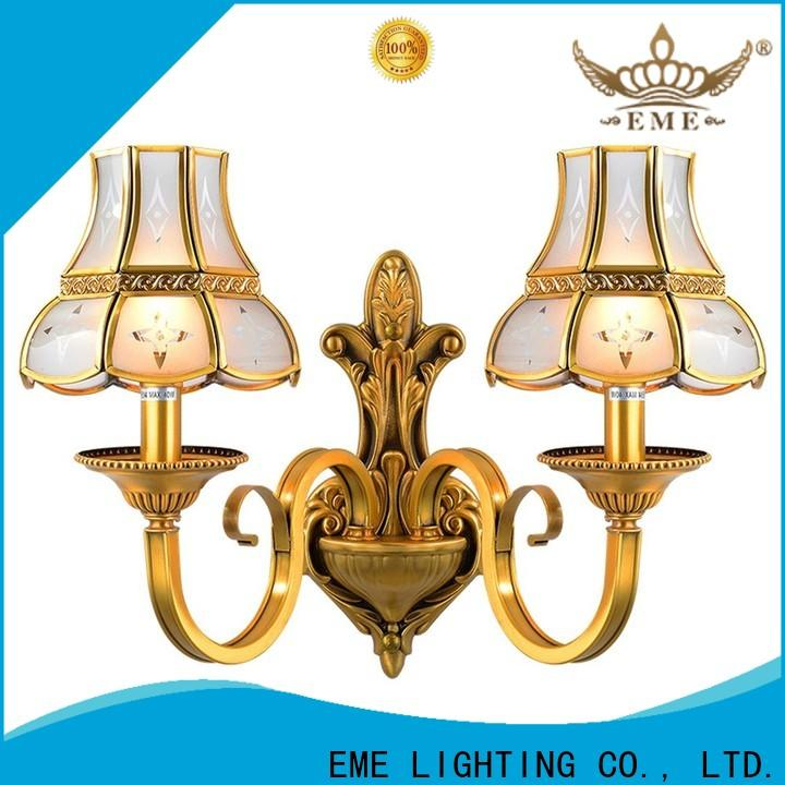 EME LIGHTING america style unique wall sconces for wholesale for restaurant