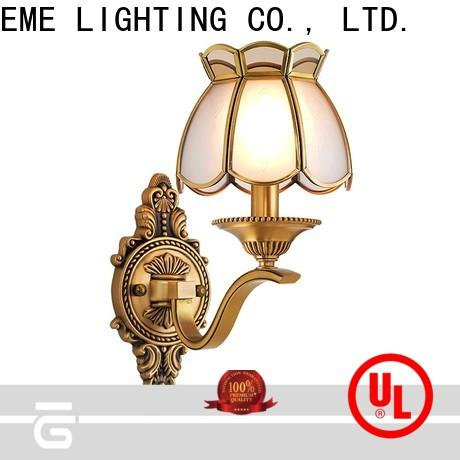 floor traditional wall sconces america style ODM for restaurant