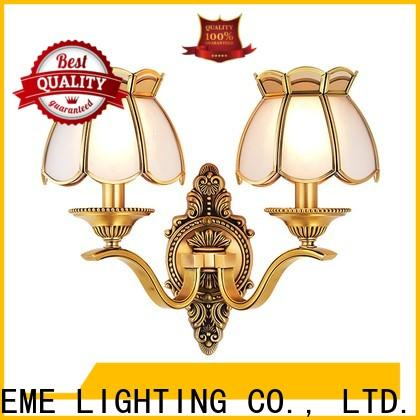 EME LIGHTING copper hallway wall sconces free sample for indoor decoration