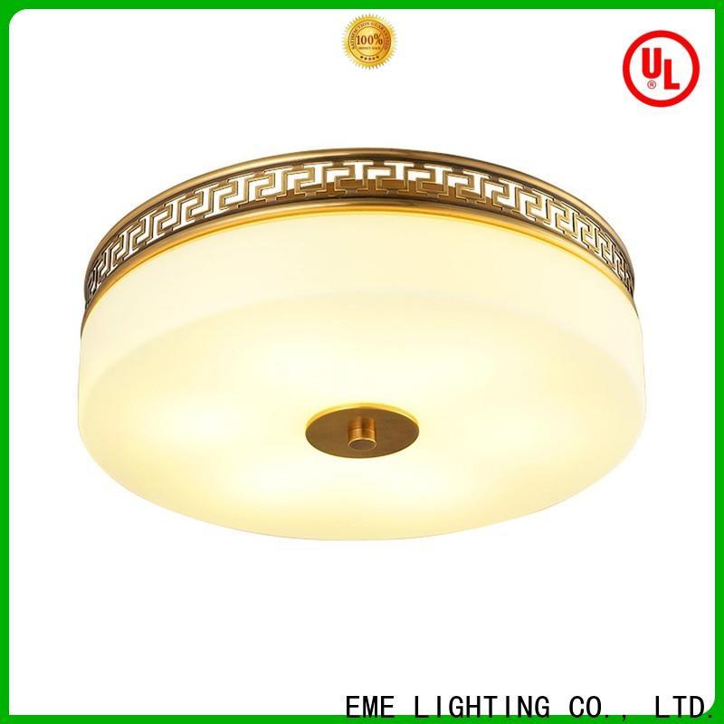 EME LIGHTING modern crystal ceiling lights vintage for home