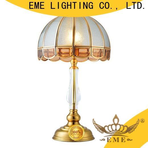 EME LIGHTING elegant western table lamps bulk production for bedroom