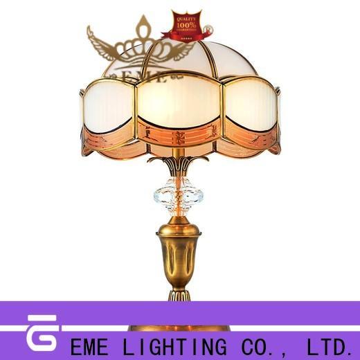 EME LIGHTING European style glass table lamps for living room concise for restaurant