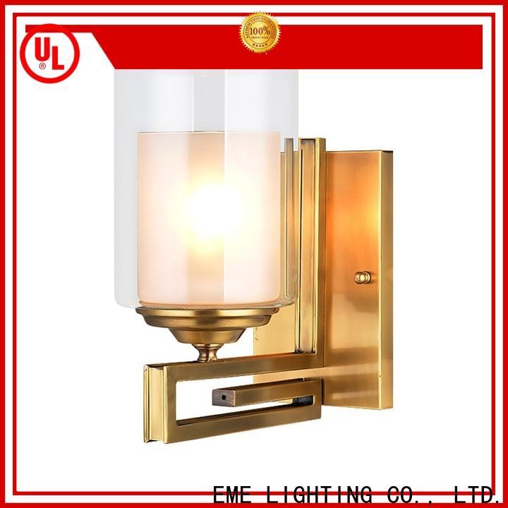 EME LIGHTING america style unusual wall lights free sample for restaurant