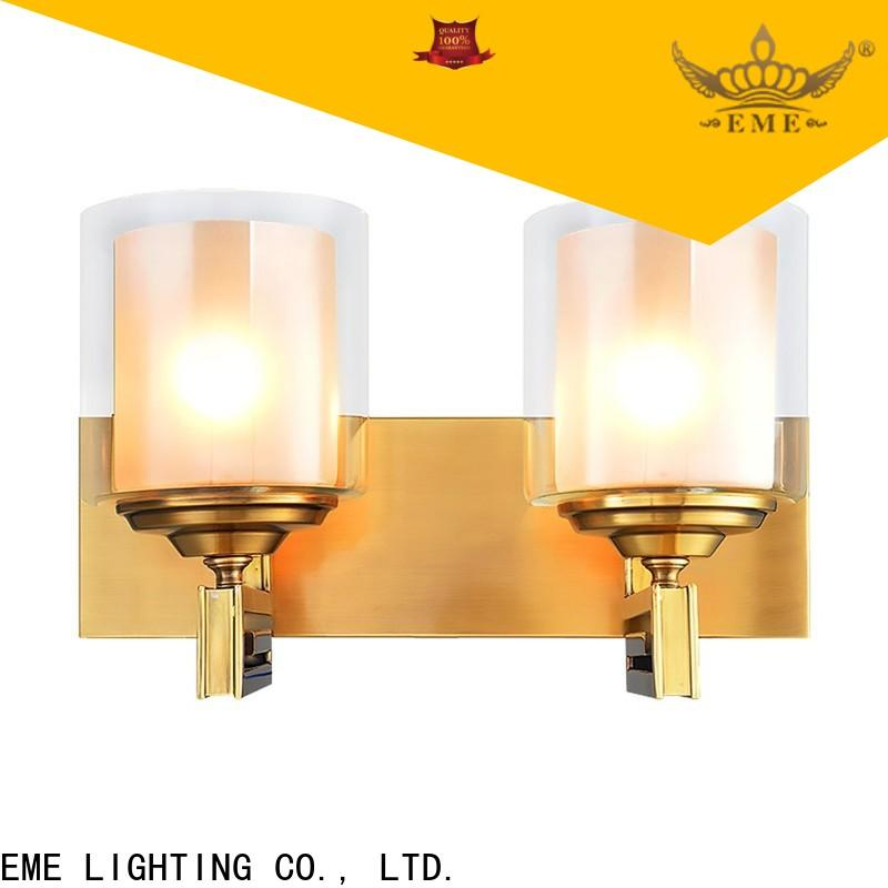 EME LIGHTING copper unusual wall lights for wholesale for indoor decoration