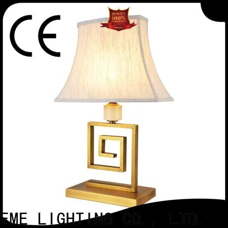 EME LIGHTING gold oriental table lamps Chinese style for bedroom