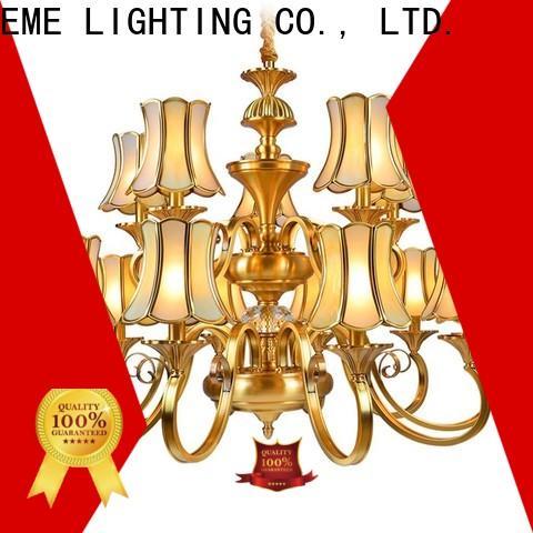 EME LIGHTING large decorative chandelier residential for big lobby