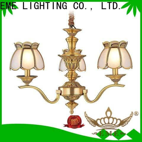 EME LIGHTING american style decorative chandelier unique for dining room