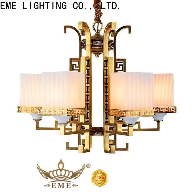 EME LIGHTING modern antique copper pendant light European