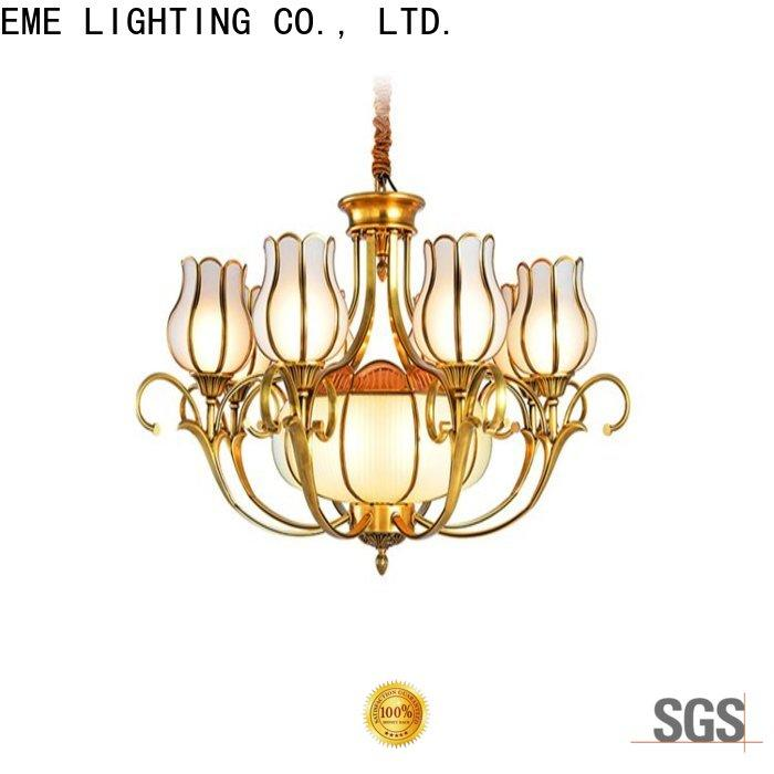 concise modern hanging light copper vintage for dining room