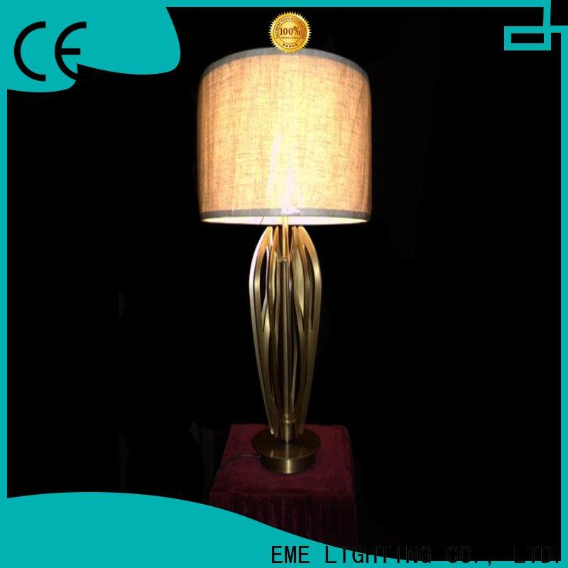 EME LIGHTING contemporary hotel floor lamps free sample for indoor decoration