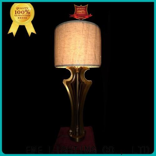decorative best modern floor lamps copper OEM for restaurant