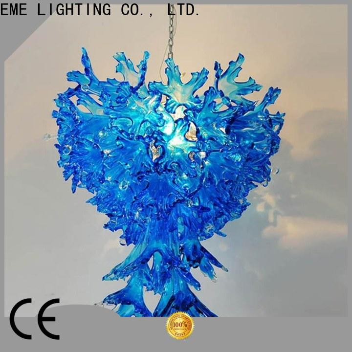 EME LIGHTING colored coral restaurant pendant light starfish heart for hotel