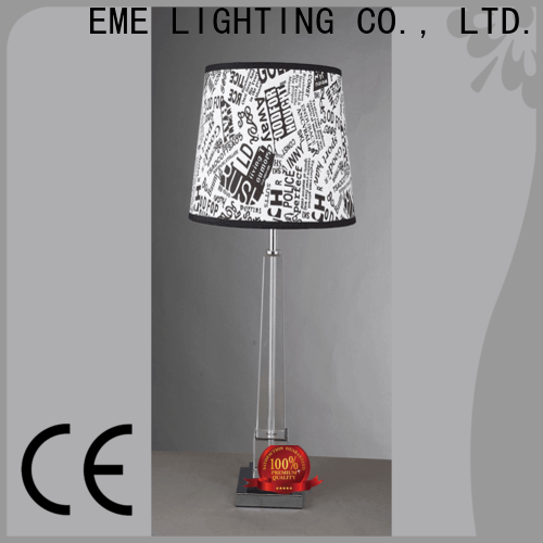 EME LIGHTING contemporary western table lamps bulk production for house