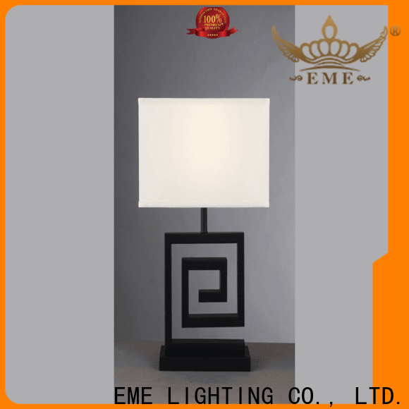 EME LIGHTING European style wood table lamp modern cheap for room