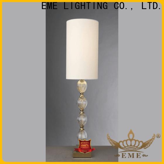 EME LIGHTING elegant wood table lamp modern bulk production for house