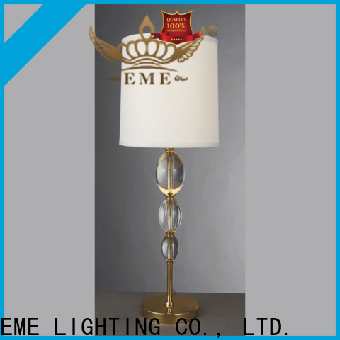 retro wood table lamp modern European style factory price for restaurant