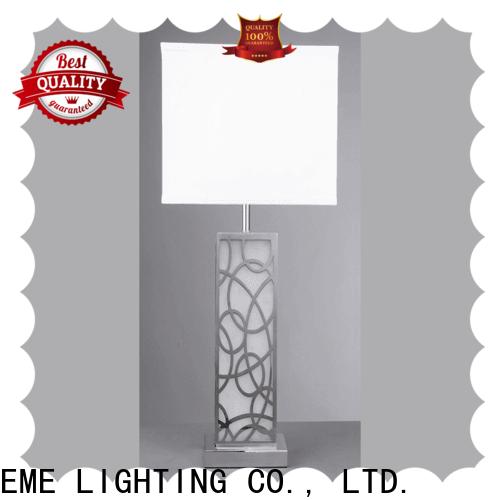 decorative oriental table lamps glass fancy for restaurant