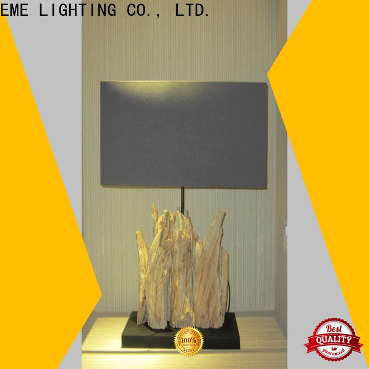 EME LIGHTING vintage decorative cordless table lamps modern for restaurant