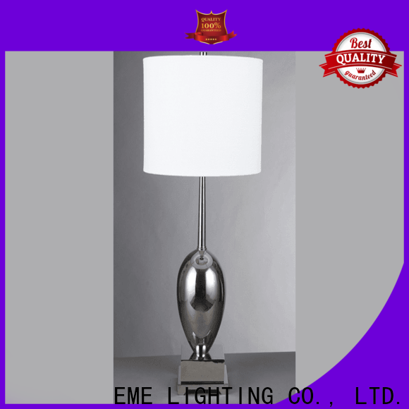 EME LIGHTING metal decorative cordless table lamps traditional for hotels