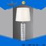 EME LIGHTING glass colored table lamp flower pattern for bedroom