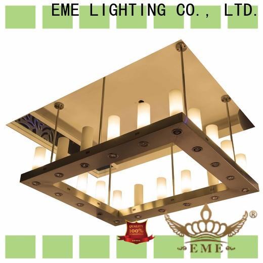 EME LIGHTING round chandelier ceiling light latest design for dining room