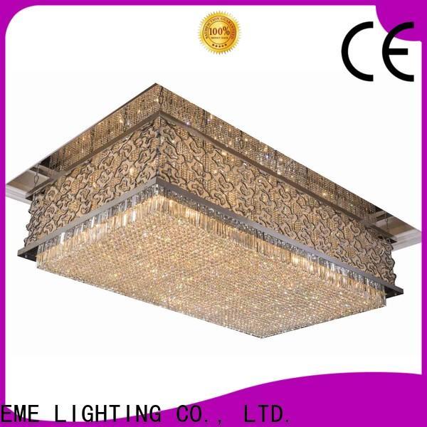 EME LIGHTING acrylic custom chandelier for dining room