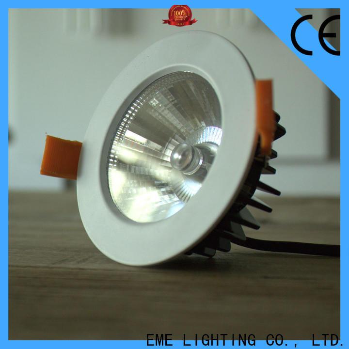 ODM down light led adjustable ring large-size for indoor lighting
