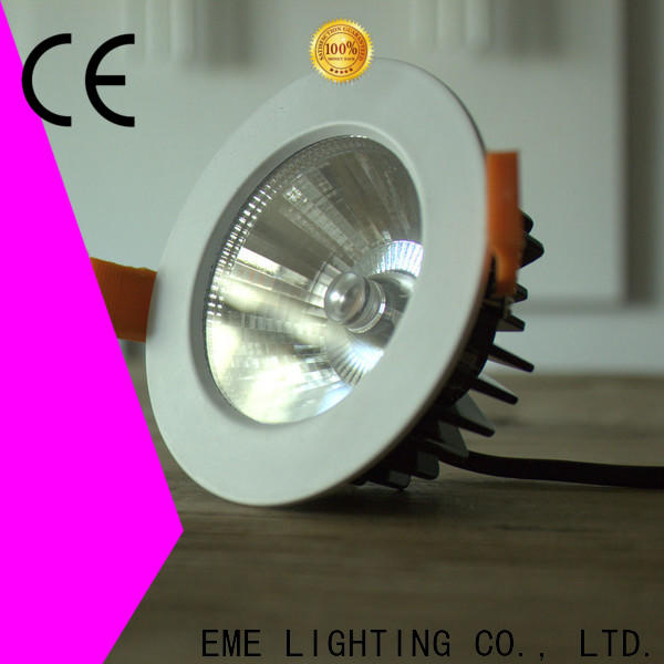EME LIGHTING OEM down light led large-size for hotels