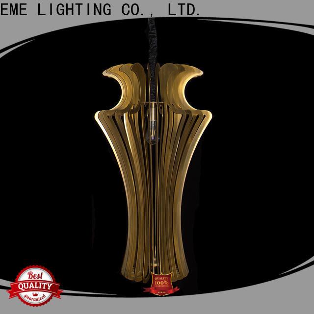 EME LIGHTING popular vintage pendant lighting supplier for bedroom