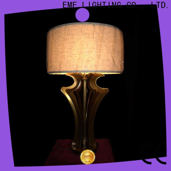 EME LIGHTING retro glass table lamps for bedroom cheap