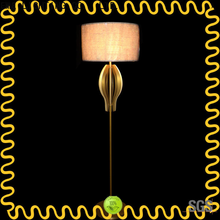 EME LIGHTING customized floor lamps sale colored for hotels