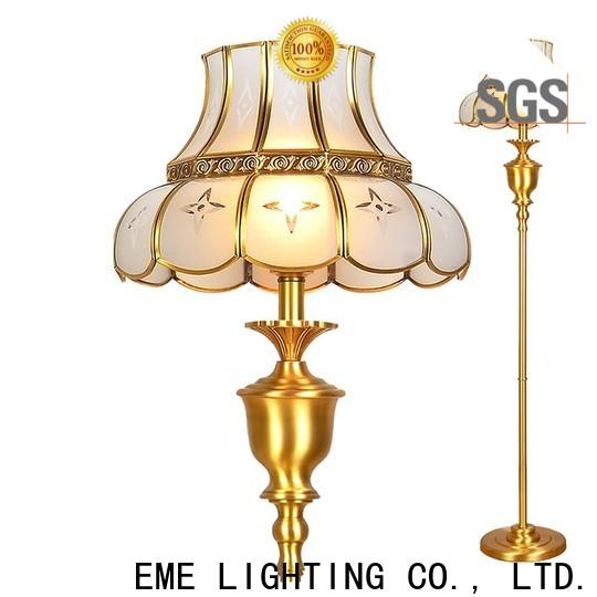 EME LIGHTING square decorative floor lamps fancy for hotels