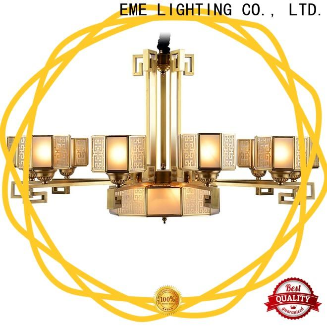 luxury copper lights large European for home
