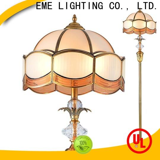vintage unique lamps customized flower pattern for bedroom