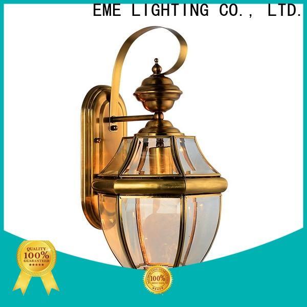 EME LIGHTING modern unusual wall lights OEM for indoor decoration