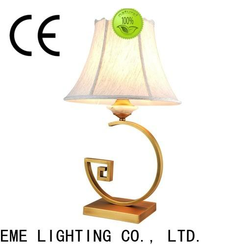 EME LIGHTING white oriental table lamps colored for bedroom