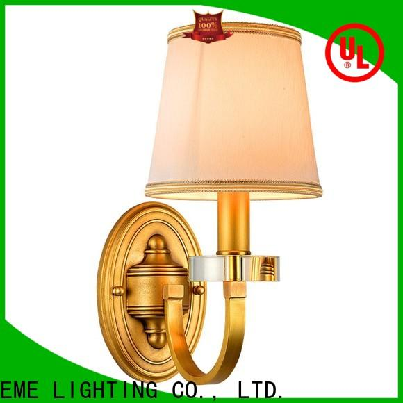modern gold wall sconces copper for wholesale for indoor decoration