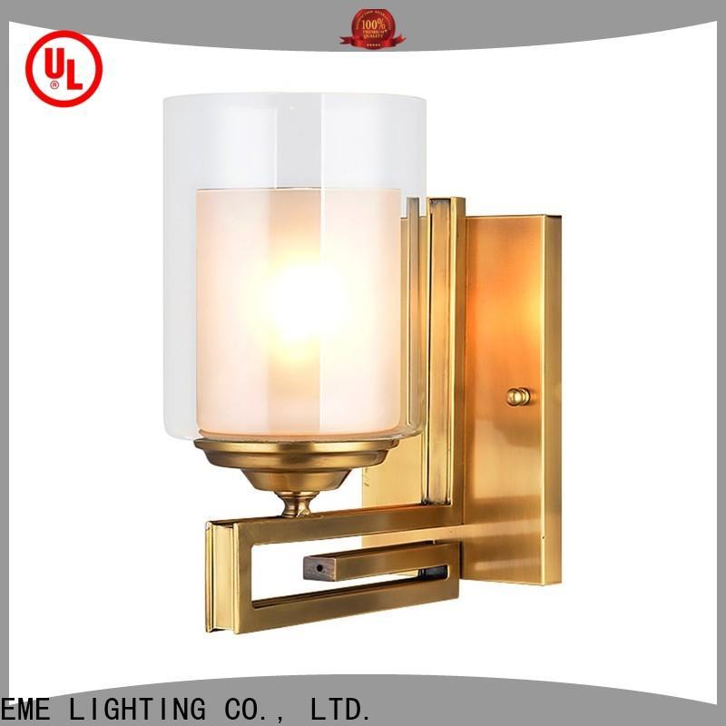 EME LIGHTING contemporary sconce lights free sample for restaurant