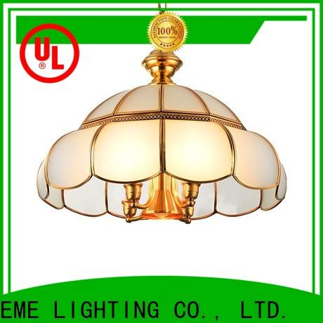 EME LIGHTING american style restaurant chandeliers round for dining room