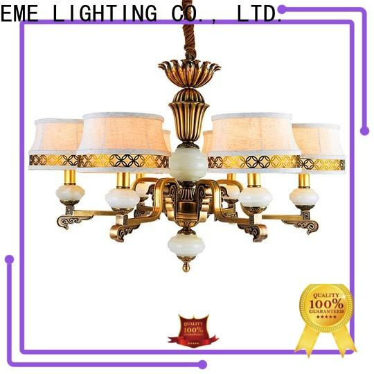 high-end chandeliers wholesale american style round