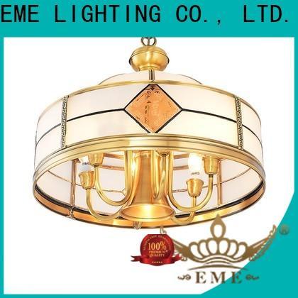 EME LIGHTING luxury restaurant chandeliers unique for big lobby