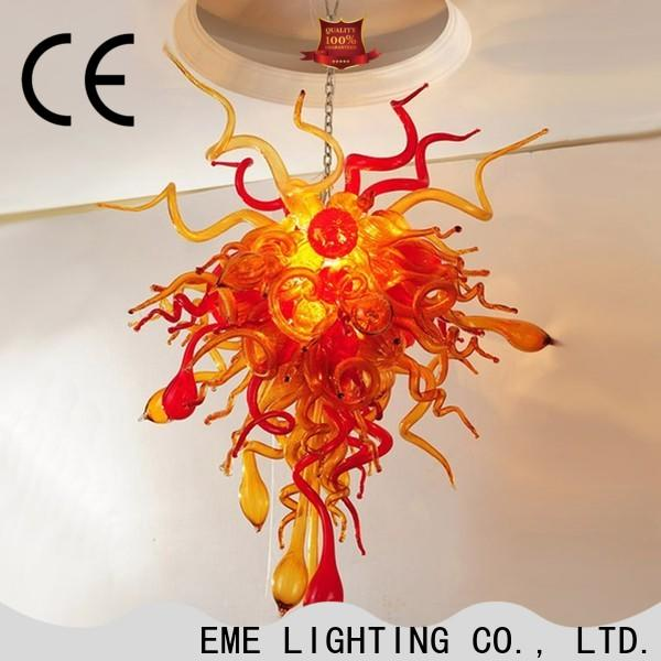 EME LIGHTING colored coral restaurant lighting design starfish heart for hobby