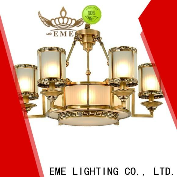 EME LIGHTING large restaurant chandeliers residential for dining room