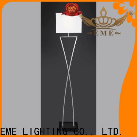 decorative standing light customized flower pattern for restaurant