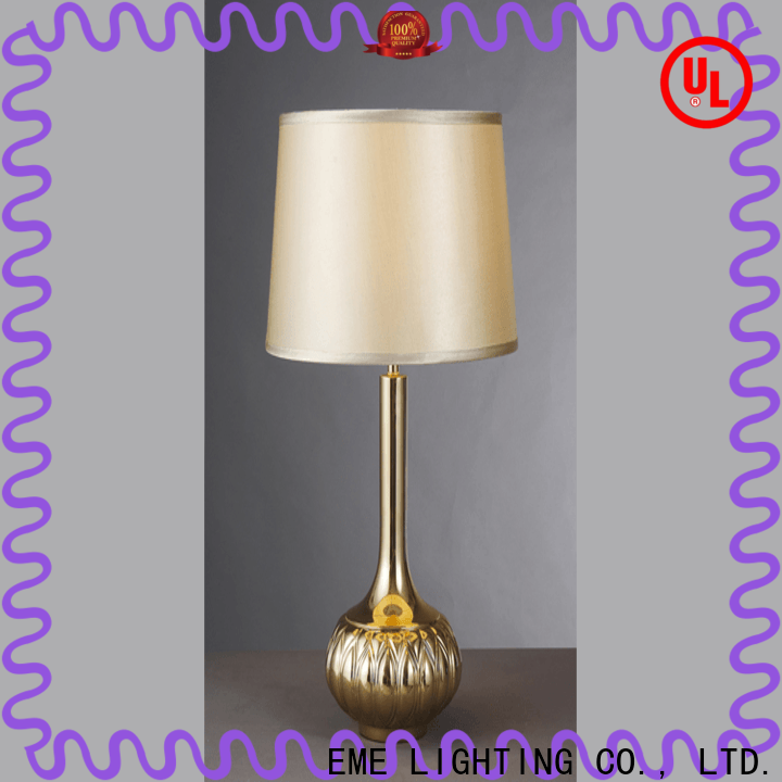 EME LIGHTING glass oriental table lamps fancy for bedroom