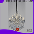 EME LIGHTING acrylic flush mount crystal chandelier on-sale for lobby