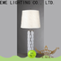 EME LIGHTING vintage decorative cordless table lamps Chinese style for bedroom