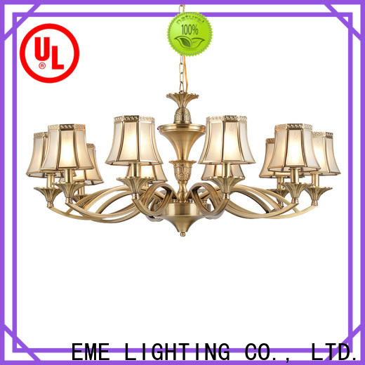 luxury modern brass chandelier large vintage for big lobby